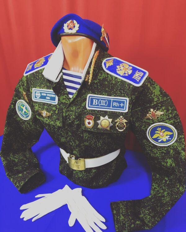 Дембельская форма ВВС дембелька дмбформа