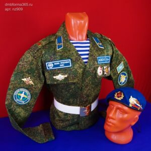 Дембельская форма ВВС