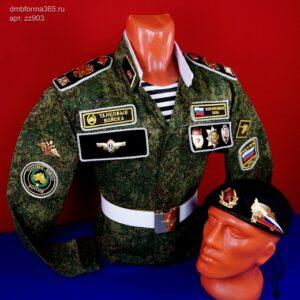 Дембельская форма Танковые войска