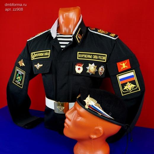 Дембельская форма Мотострелковые войска